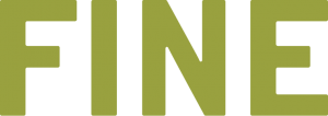The logo of Fine Design.