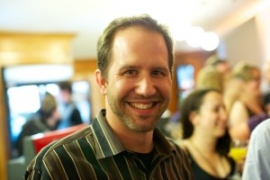A headshot of Scott Hanselman smiling.