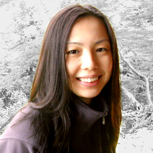 A picture of our speaker, Helen Chang.
